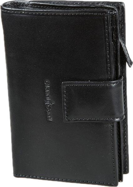 Кошельки бумажники и портмоне Gianni Conti 908046-black цена и фото