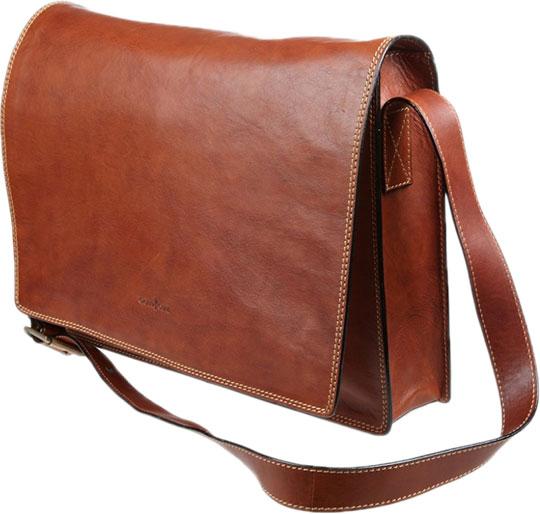 Кожаные сумки Gianni Conti 912150-tan