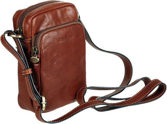 Кожаные сумки Gianni Conti 912221-tan кожаные сумки gianni conti 912150 tan