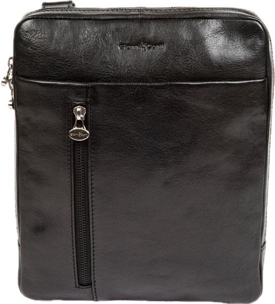 Кожаные сумки Gianni Conti 912303-black