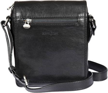 Кожаные сумки Gianni Conti 912343-black