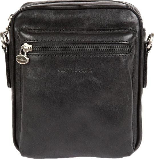 Кожаные сумки Gianni Conti 912345-black