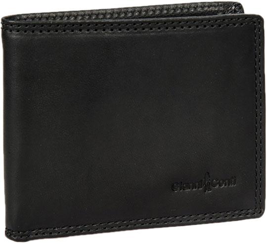 Кошельки бумажники и портмоне Gianni Conti 917020-black кошельки бумажники и портмоне cross ac528092 7