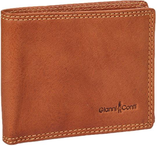 Кошельки бумажники и портмоне Gianni Conti 917020-tan кошельки бумажники и портмоне mano 20103 setru black