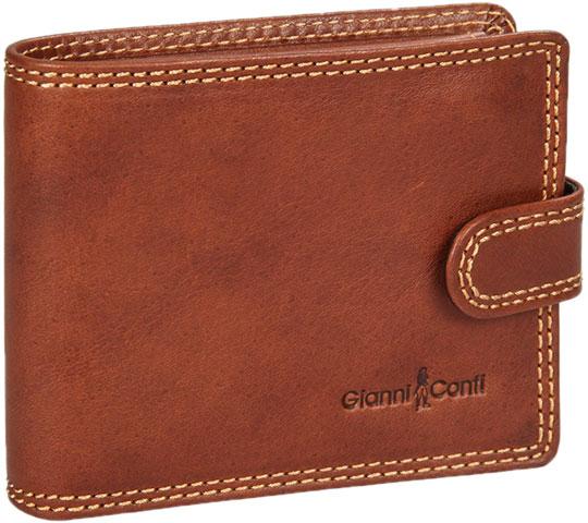 Кошельки бумажники и портмоне Gianni Conti 917172-tan портмоне коллекция g kazhan коричневый светло коричневый нат кожа