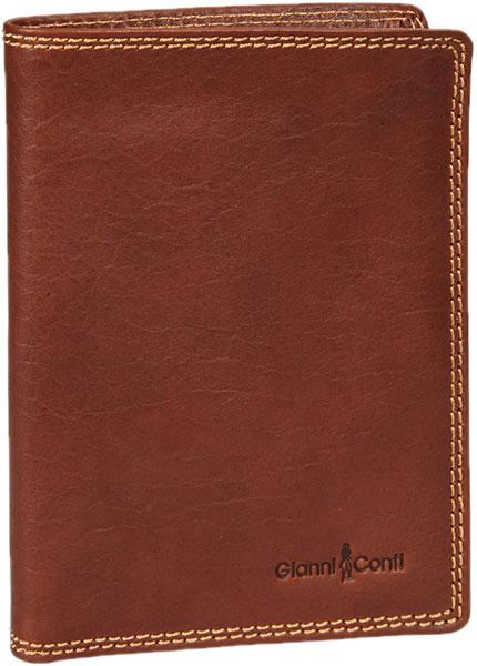 Кошельки бумажники и портмоне Gianni Conti 917349-tan цена и фото