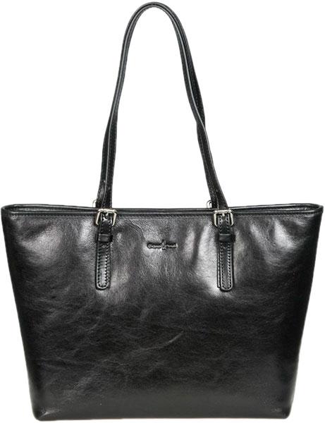 Кожаные сумки Gianni Conti 9403180-black кожаные сумки gianni conti 1812282 black