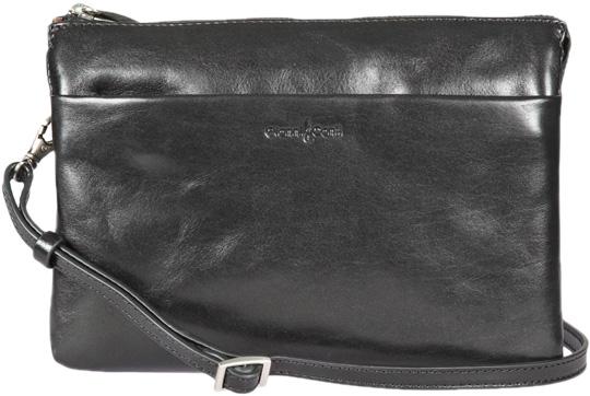 Кожаные сумки Gianni Conti 9403693-black