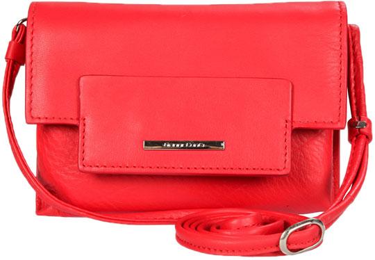 Кожаные сумки Gianni Conti 9505540-red