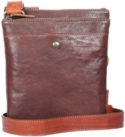 Gianni Conti 992471-dark-brown-leather