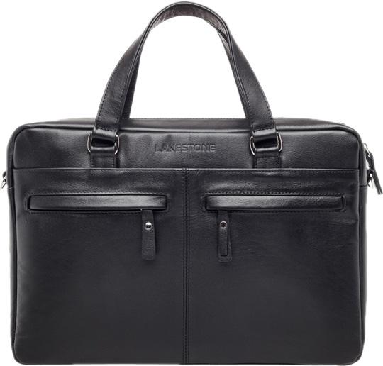 Кожаные сумки Lakestone 9210/BL