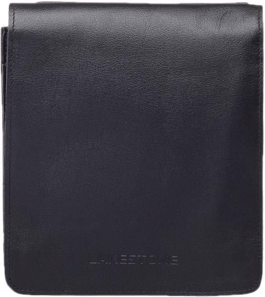 Кожаные сумки Lakestone 9222/BL барсетка lakestone gilbert 943020 943020 bl