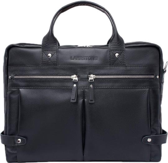 Кожаные сумки Lakestone 923100/BL