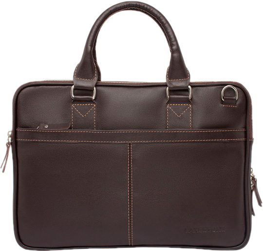 Кожаные сумки Lakestone 923122/BR