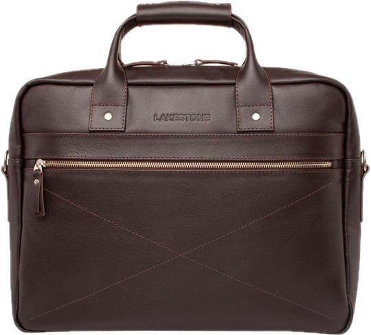 Кожаные сумки Lakestone 923201/BR