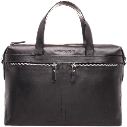 Кожаные сумки Lakestone 923312/BL lakestone gordon 943052 943052 bl