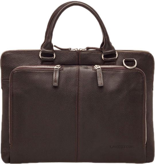 Кожаные сумки Lakestone 92500/BR