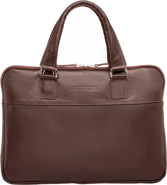 Кожаные сумки Lakestone 926008/BR