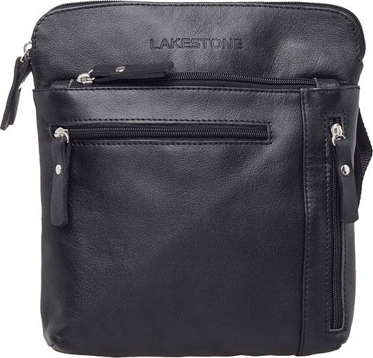 Кожаные сумки Lakestone 9513/BL