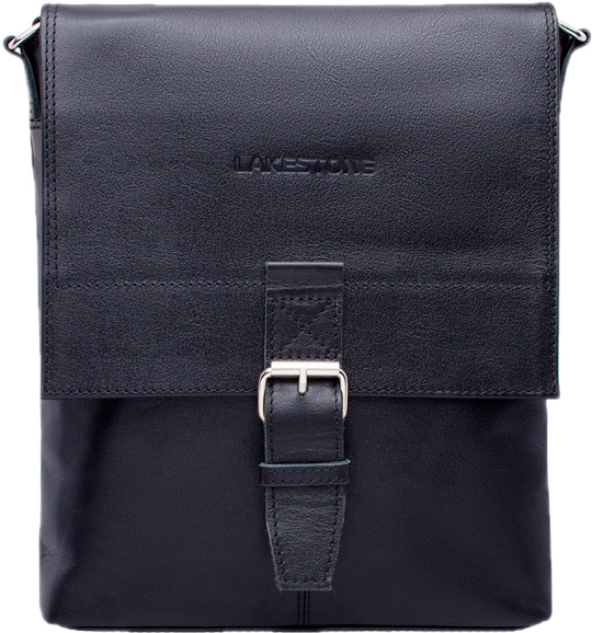 Кожаные сумки Lakestone 957059/BL lakestone gordon 943052 943052 bl
