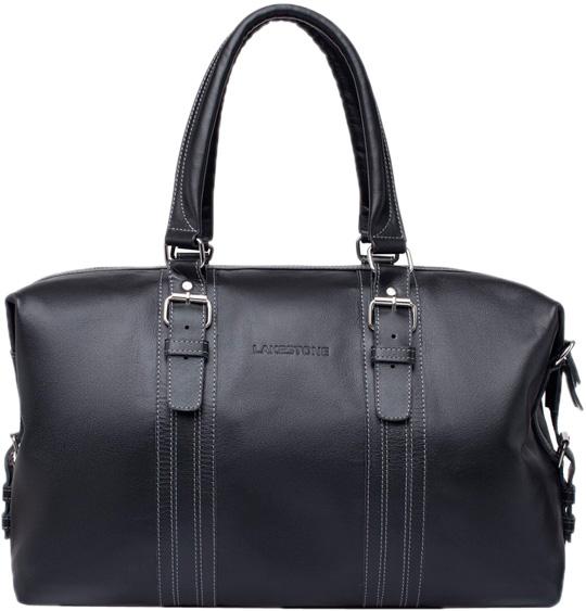 Кожаные сумки Lakestone 974020/BL барсетка lakestone gilbert 943020 943020 bl