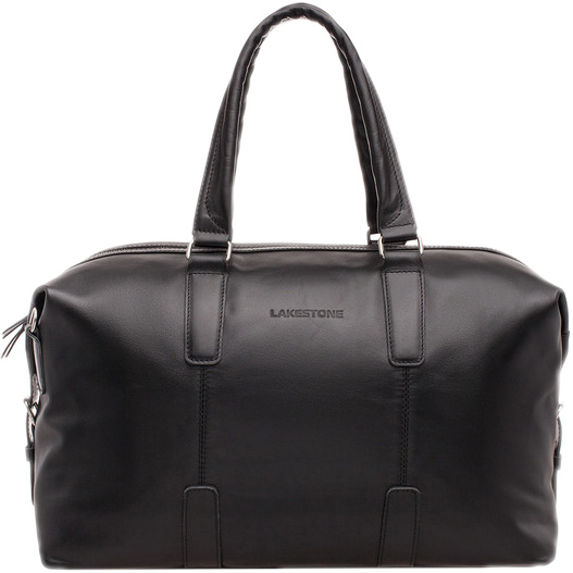 Кожаные сумки Lakestone 974320/BL барсетка lakestone gilbert 943020 943020 bl