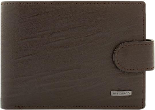 Кошельки бумажники и портмоне Malgrado 32001-9-52601-Brown