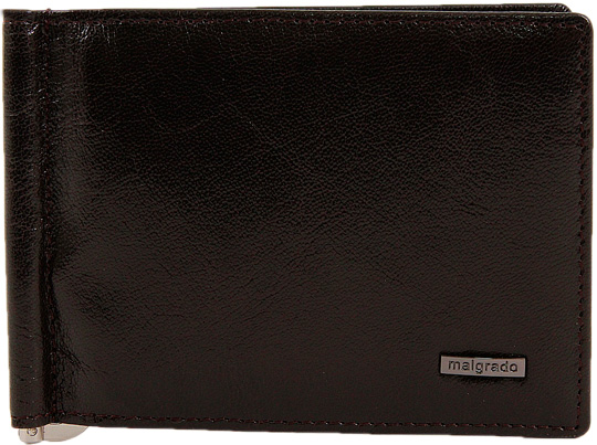 Кошельки бумажники и портмоне Malgrado 32006-3-5402D-Brown