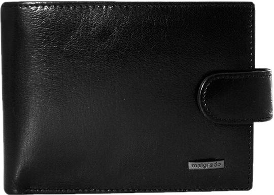 Кошельки бумажники и портмоне Malgrado 34511-5401D-Black