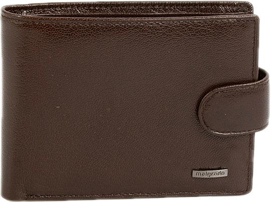 Кошельки бумажники и портмоне Malgrado 34511-5402D-Coffee