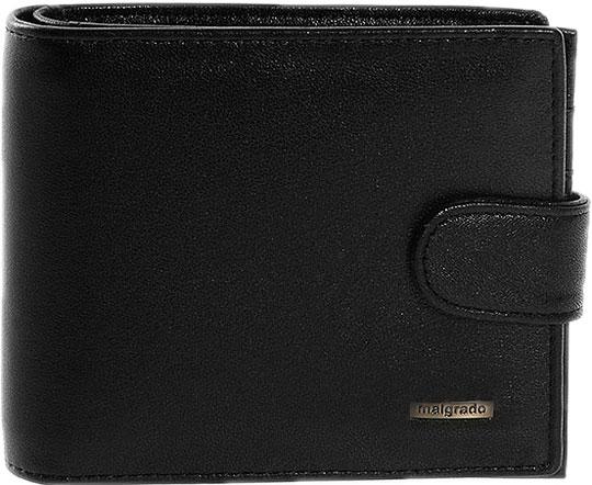 Кошельки бумажники и портмоне Malgrado 35023-5401D-Black