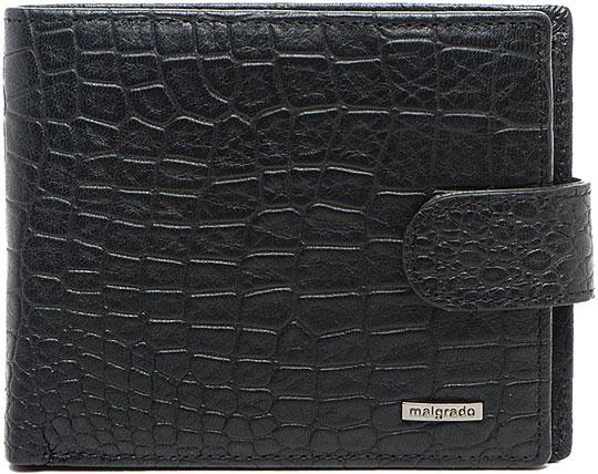 цена  Кошельки бумажники и портмоне Malgrado 36002-2901D-Black  онлайн в 2017 году