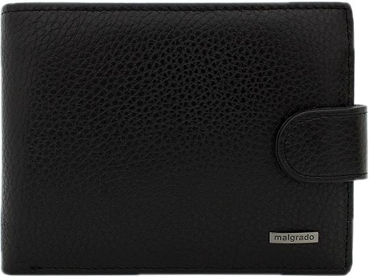 Кошельки бумажники и портмоне Malgrado 36002-5001D-Black