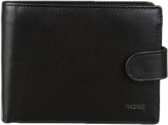 Кошельки бумажники и портмоне Malgrado 37022-55D-Black