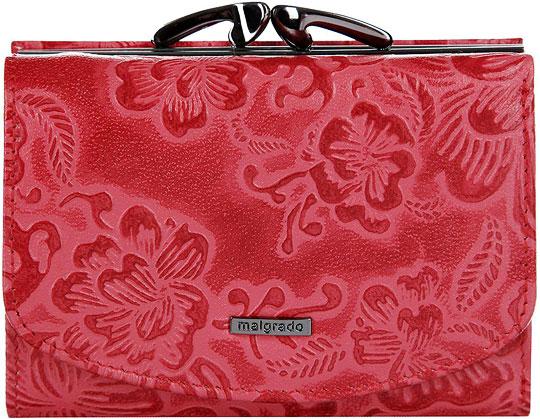 купить Кошельки бумажники и портмоне Malgrado 43022-18202-Red недорого