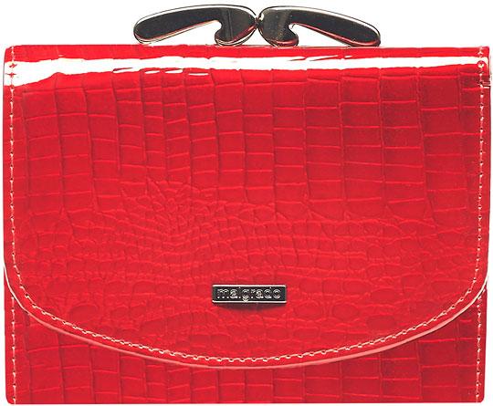 Кошельки бумажники и портмоне Malgrado 43022-44-Red