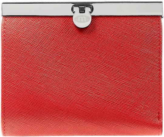 Кошельки бумажники и портмоне Malgrado 44009-13801D-Red кошельки бумажники и портмоне mano 20052 red