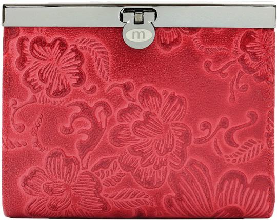 Кошельки бумажники и портмоне Malgrado 44009-18202-Red кошельки бумажники и портмоне malgrado 72031 3 44 red