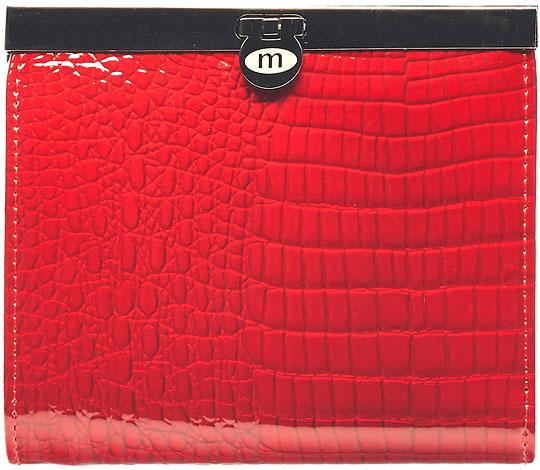 Кошельки бумажники и портмоне Malgrado 44009-44-Red кошельки бумажники и портмоне malgrado 72031 3 44 red