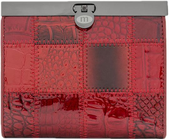 цена Кошельки бумажники и портмоне Malgrado 44009A-444A-Red онлайн в 2017 году