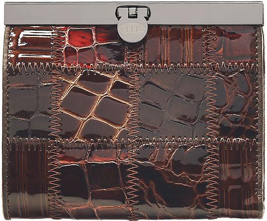 Кошельки бумажники и портмоне Malgrado 44009A-490A-Coffee