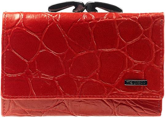 Кошельки бумажники и портмоне Malgrado 46001-29102-Red