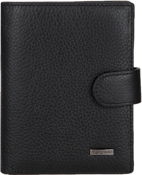 цены на Кошельки бумажники и портмоне Malgrado 46006-5001D-Black в интернет-магазинах