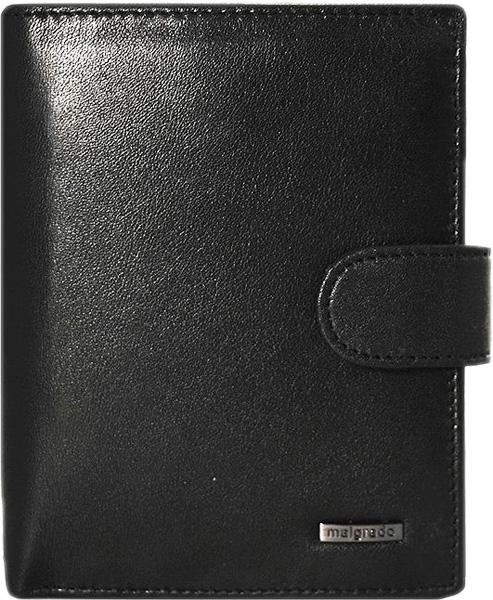 Кошельки бумажники и портмоне Malgrado 46006-55D-Black