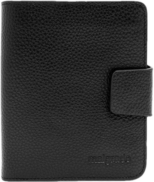 Кошельки бумажники и портмоне Malgrado 54007-5001D-Black
