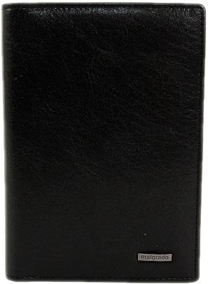 Обложки для документов Malgrado 54019-1-64D-Black  обложки для документов malgrado 54019 3 55d black