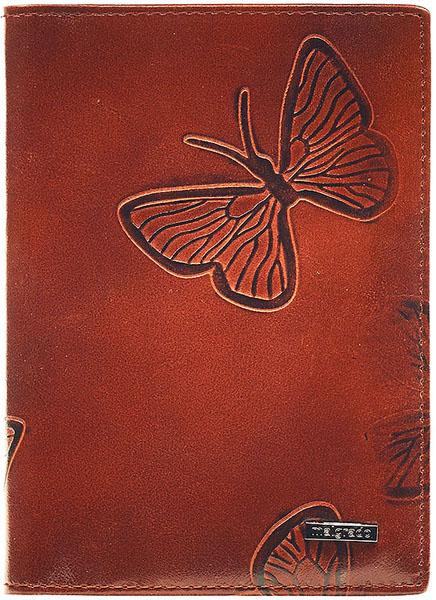 Обложки для документов Malgrado 54019-1-7002D-Brown  обложки для документов malgrado 54019 3 55d black