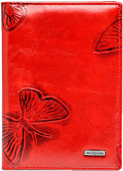 Обложки для документов Malgrado 54019-1-7003D-Red