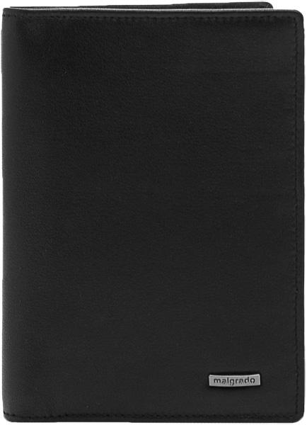 Обложки для документов Malgrado 54019-3-55D-Black