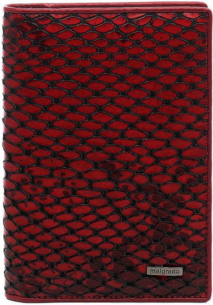 Обложки для документов Malgrado 54019-52501-Red  обложки для документов malgrado 54019 3 55d black